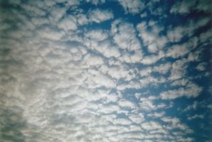 Fluffy Clouds by FDQ