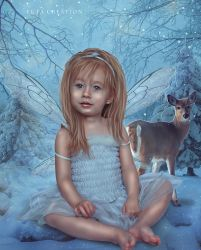 Little Snow Fairy Copy by ektapinki