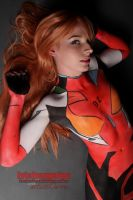 Asuka 3.0 Body Paint I by oldmacman