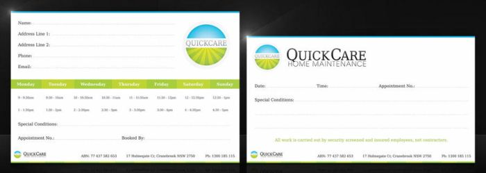 QuickWorks by Birthed