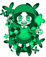 3-Color Challenge -2- : Adeleine by Plucky-Nova