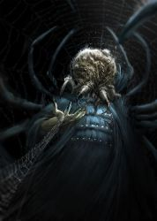 Lord of spiders wip by DanielClasquin