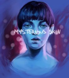 mysterious skin by wiccimm