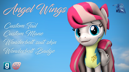 [DL] Angel Wings - V2 by DazzioN