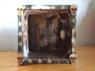 Gothic Roombox by MatildaWoodhouse