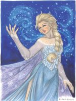 The Cold Never Bothered Me Anyway by HLMartin
