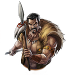 Canceled project - Kraven by Fan-the-little-demon