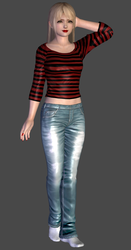 Death Note - Misa Amane Sweater Outfit DL by TheRaiderInside