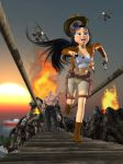 Cali Jones and the Mystery of Volcano Island by stcody