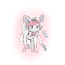 Commission: Spirit Sylveon (9/9) by Icedragon300