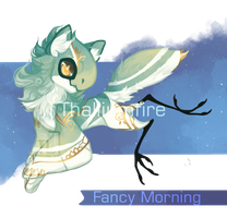 Fancy Morning by NebNomMothership