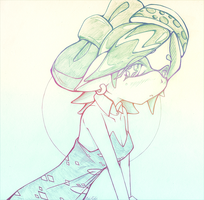 Marie (Splatoon) by Cyba-Fyba