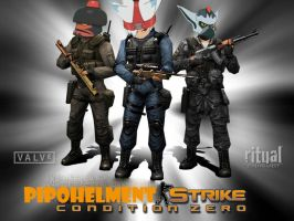 Pipohelment Strike by habara-crash85