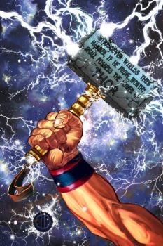 The Mighty Thor by WayneReinagel