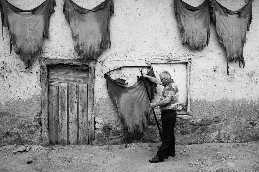 Tannery Workers  01 by AHMETSOLEY