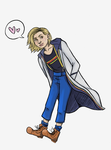 Thirteenth Doctor by SmudgeThistle
