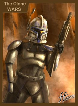 Captain REX by 14-bis