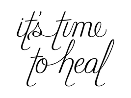 It's Time to Heal by fat-girl-dani