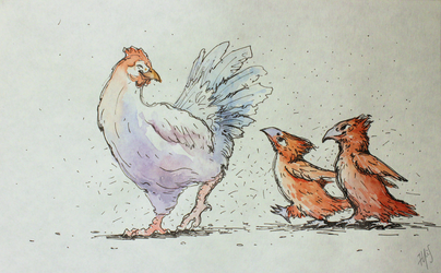 #5 - Chicken by Himmis