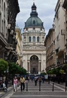 St. Stephens Basilica Budapest by TonyPringle