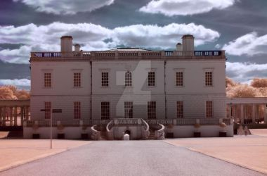 The Queen's House, Greenwich by Helgajas