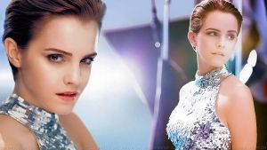 Emma Watson Twice as Nice by Dave-Daring