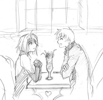 The Date by Artistic-Waffle