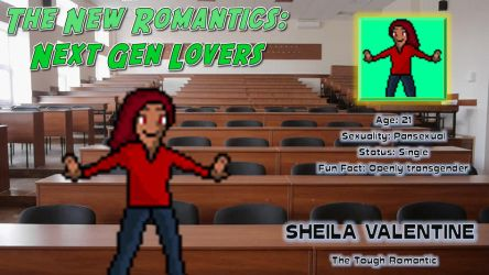 Sheila Valentine | TNR Next Gen Lovers by ZutzuCrobat55