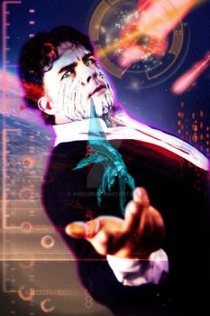 We can control them, Sheppard - Illusive Man by Vadlor