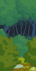 Deep in the Woods by HyraxAttax