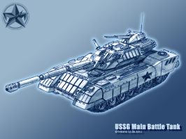 MBT Trident Mk2 USSG by TheXHS