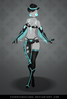 - closed - 24H AUCTION - Outfit Adopt 760 by CherrysDesigns