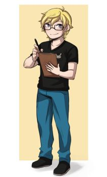 Commission|Nurse!Jaune by NaitouRSE