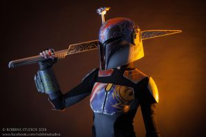 Sabine Wren Cosplay 1 by mblackburn