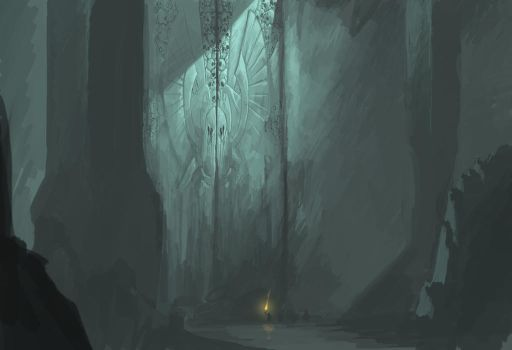 R'lyeh fast concept by MorkarDFC