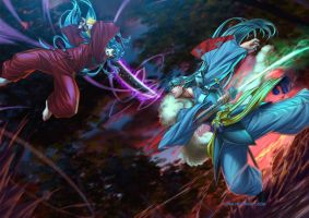 ultimate sword fight by xong