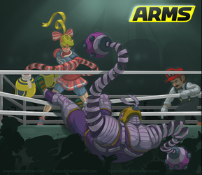 Arms by tippedchair