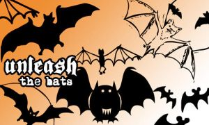 Unleash the bats by love-metal