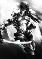 raiden by benevolencer