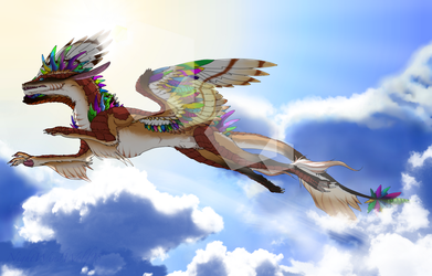 Contest Prize: Drerika by nightwindwolf95