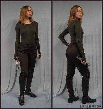 Jedi Undertunic, Pants + Boots by Verdaera