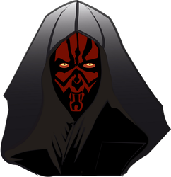 Darth Maul Icon by B-In-F