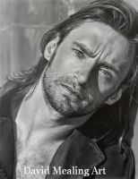 Hugh Jackman by Drawing-Dude-Dave