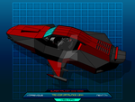 Superfalcon Xkg 4000 Speederbike 04 by MagosDomina