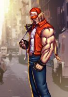 Terry Bogard by ashg-linkin