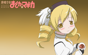 Tomoe Mami by iFicS