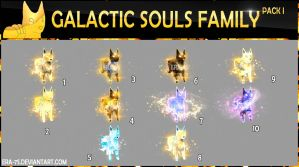 $2.5 - GALACTIC SOULS - PACK 1 (8\10) - CLOSED! by ERA-7S