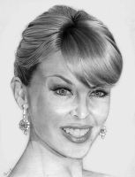 kylie minogue by AnanX