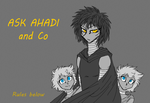 Ask Ahadi by CoffeeAddictedDragon