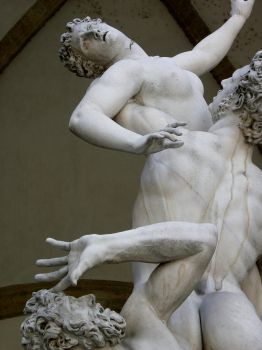 Rape of the Sabine Woman by foto-ragazza14